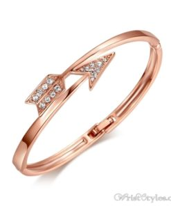 Arrow Rose Gold Bangle UM101999BA 3