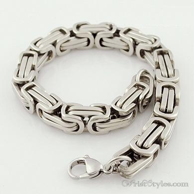 Byzantine Chain Bracelet | Wrist Styles