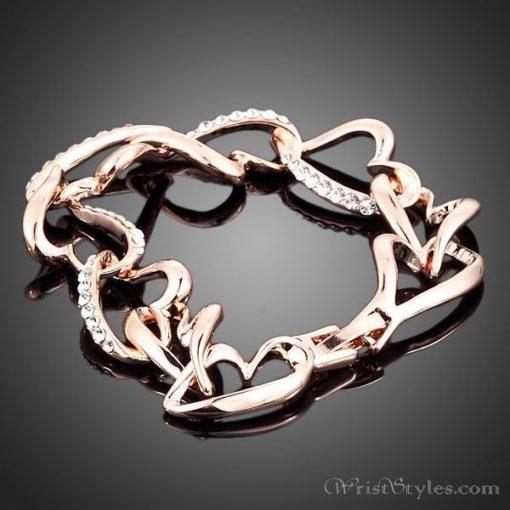 Connected Hearts Bracelet AZ831095BR 1