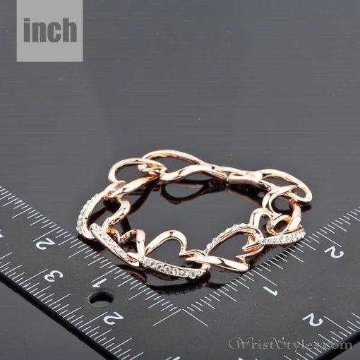 Connected Hearts Bracelet AZ831095BR 2