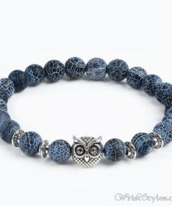 Natural Stone Charm Bracelet LO913127CH 001