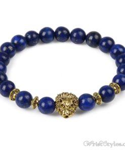 Natural Stone Charm Bracelet LO913127CH 002