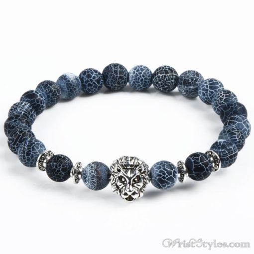 Natural Stone Charm Bracelet LO913127CH 004