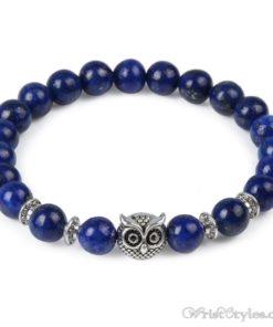 Natural Stone Charm Bracelet LO913127CH 010