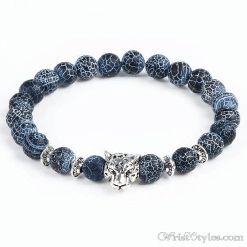 Natural Stone Charm Bracelet LO913127CH 013