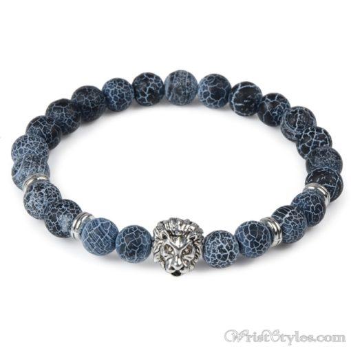 Natural Stone Charm Bracelet LO913127CH 014