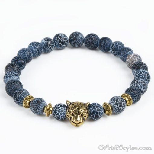 Natural Stone Charm Bracelet LO913127CH 015