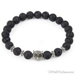 Natural Stone Charm Bracelet LO913127CH 017