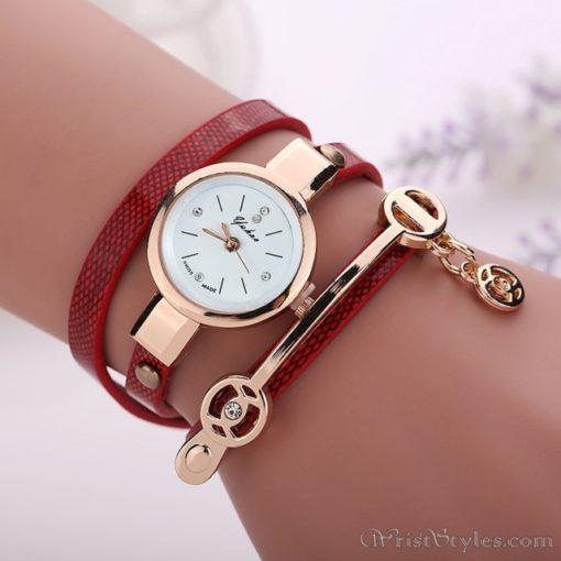 Yukas Quartz Watch Bracelet FE938601WB 2