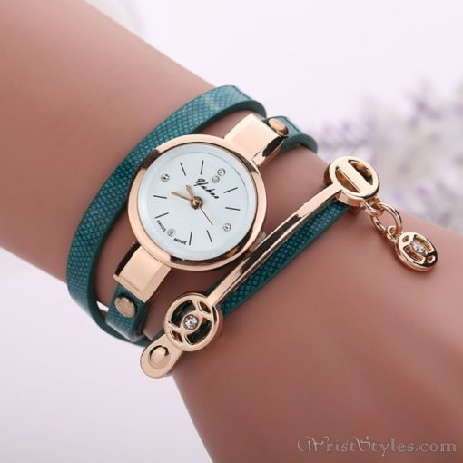 Yukas Quartz Watch Bracelet FE938601WB 5