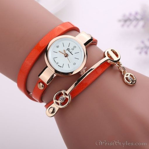 Yukas Quartz Watch Bracelet FE938601WB 6