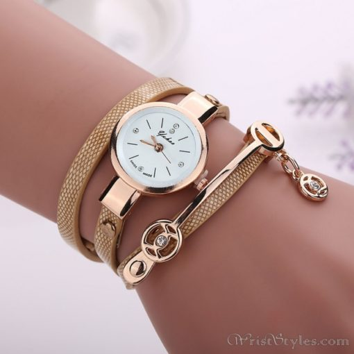 Yukas Quartz Watch Bracelet FE938601WB 7