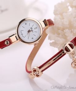 Yukas Quartz Watch Bracelet FE938601WB 8