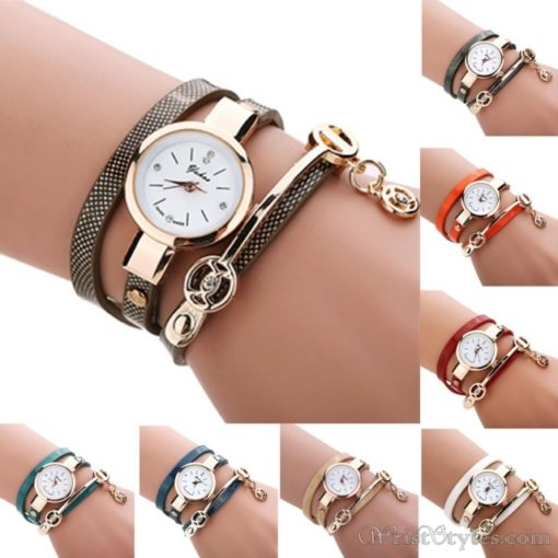 Yukas Quartz Watch Bracelet FE938601WB 9