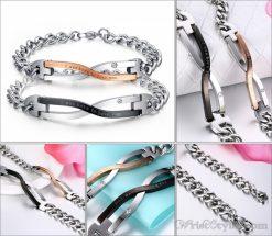 Couples Infinite Love Bracelets VN939118BR-2