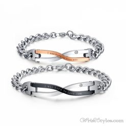 Couples Infinite Love Bracelets VN939118BR