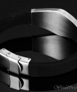 Masonic Silicone Bracelet VN615701SI 8