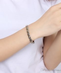 Therapy Stainless Steel Bracelet VN127476BR 1