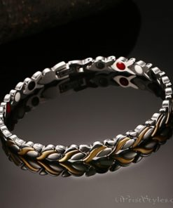 Therapy Stainless Steel Bracelet VN127476BR