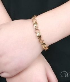 Heart Design Therapeutic Bracelet VN055867BR 6