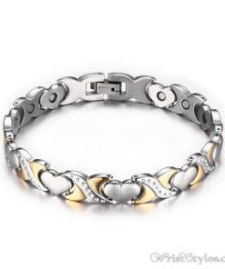 Magnetic Hearts Bracelet VN431500BR
