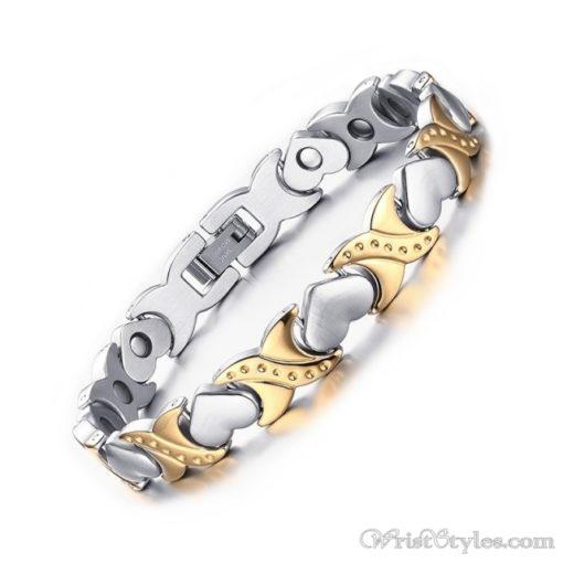 Magnetic Hearts Bracelet VN431500BR 4