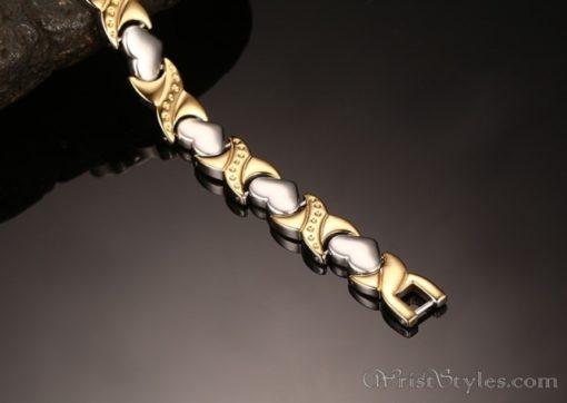 Magnetic Hearts Bracelet VN431500BR 7