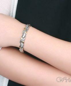 Magnetic Hearts Bracelet VN431500BR 8