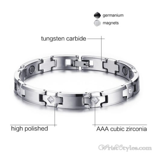 Magnetic Therapy Bracelet VN624701BR 2