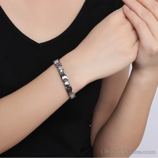 Magnetic Therapy Bracelet VN624701BR 3