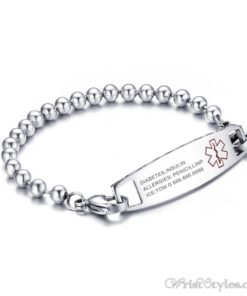Medical Identification Bracelet VN534266BR
