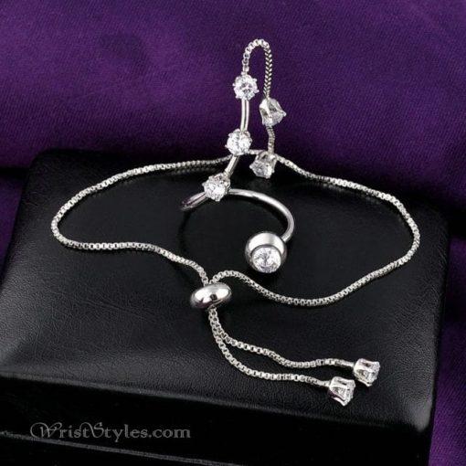 Open Ring Hand Chain NA060507HC 10