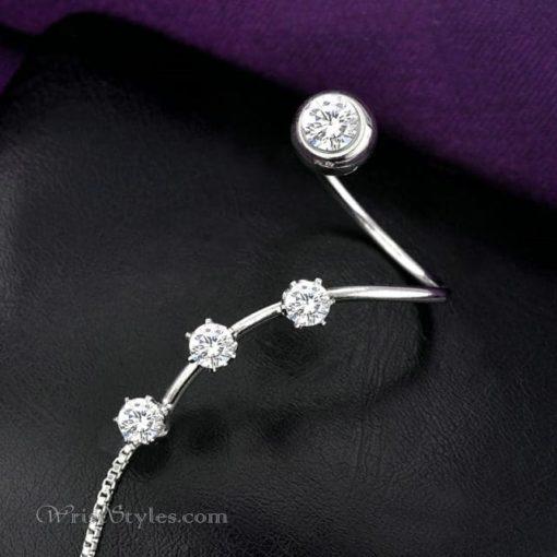 Open Ring Hand Chain NA060507HC 7