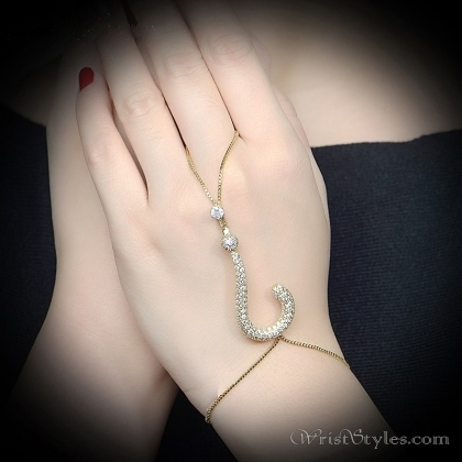 Riddler Hand Chain NA899467HC