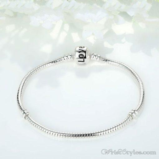 Love Charm Bracelet BA119132CB 4