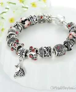 Tibetan Fish Charm Bracelet BA638572CB
