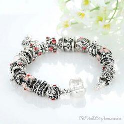 Tibetan Fish Charm Bracelet BA638572CB-3