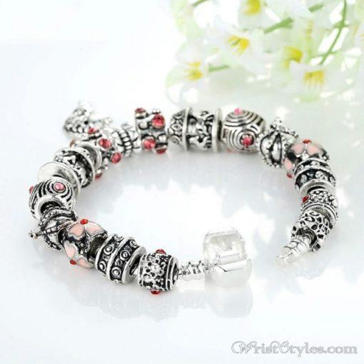 Tibetan Fish Charm Bracelet BA638572CB 3