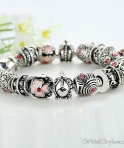 Tibetan Fish Charm Bracelet BA638572CB 4
