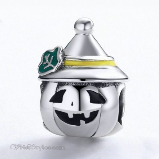 Halloween Pumpkin Head Charm BA310929CH 2