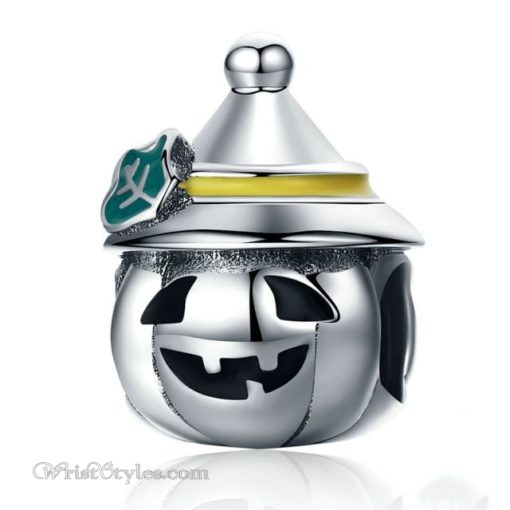 Halloween Pumpkin Head Charm BA310929CH