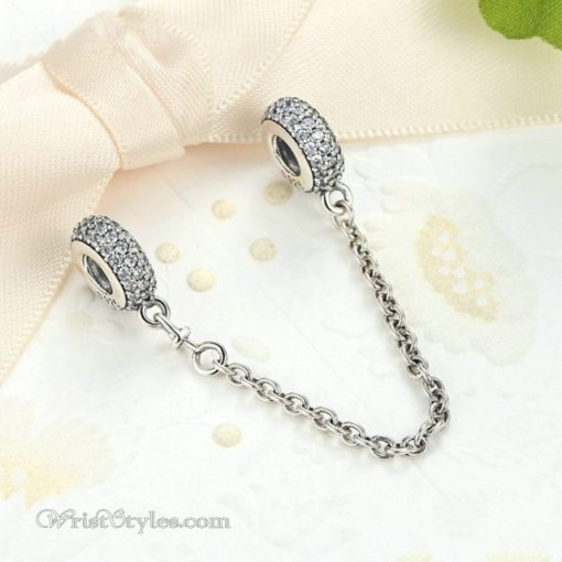 Sparkling Safety Chain BA565515SC 1