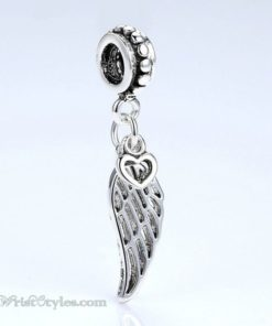 Winged Heart Pendant BA882439BP 1