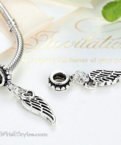 Winged Heart Pendant BA882439BP 2