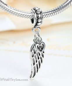 Winged Heart Pendant BA882439BP 3