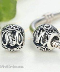Alphabet Bracelet Charms WO009128BC 4
