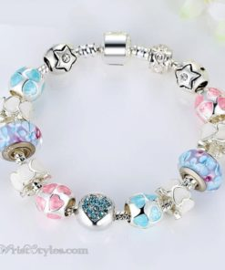 Babys Love Charm Bracelet WO312140CB 1