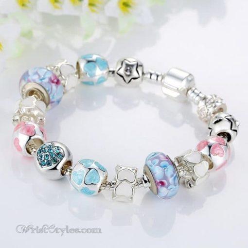 Babys Love Charm Bracelet WO312140CB 2