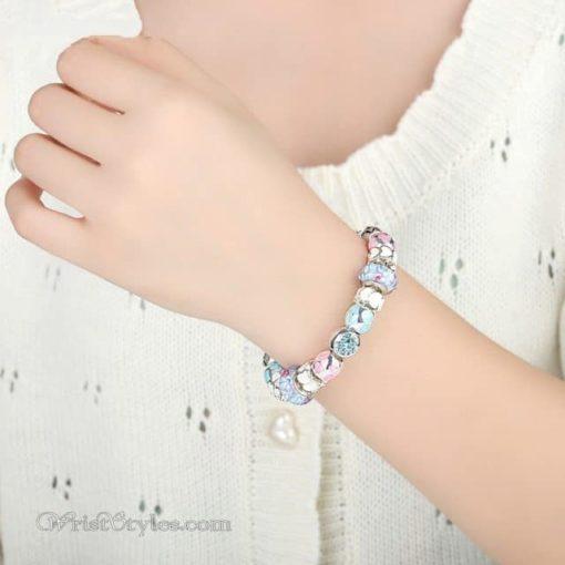 Babys Love Charm Bracelet WO312140CB 3