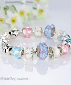 Babys Love Charm Bracelet WO312140CB 4